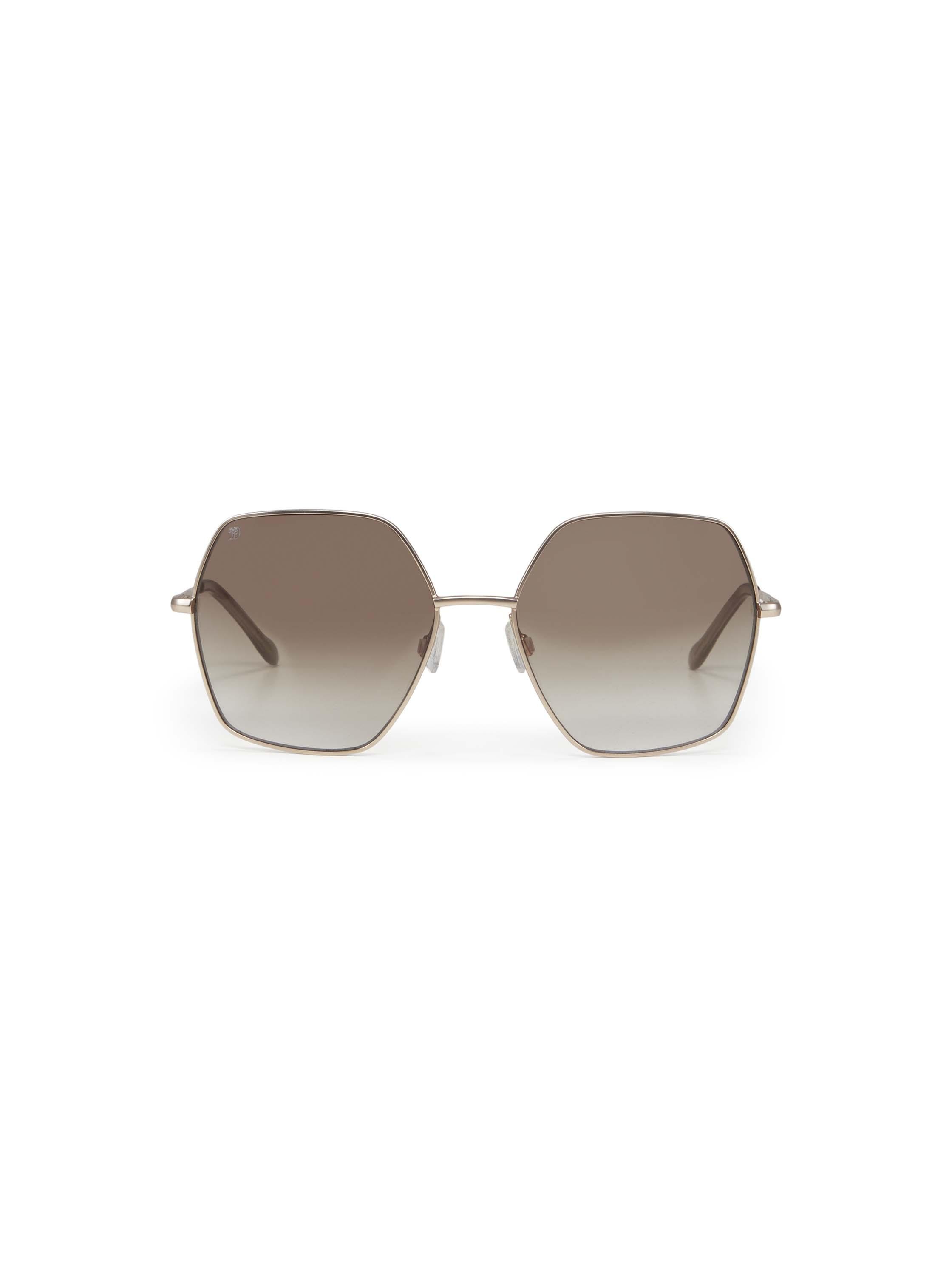 Sonnenbrille TOM TAILOR denim, gold