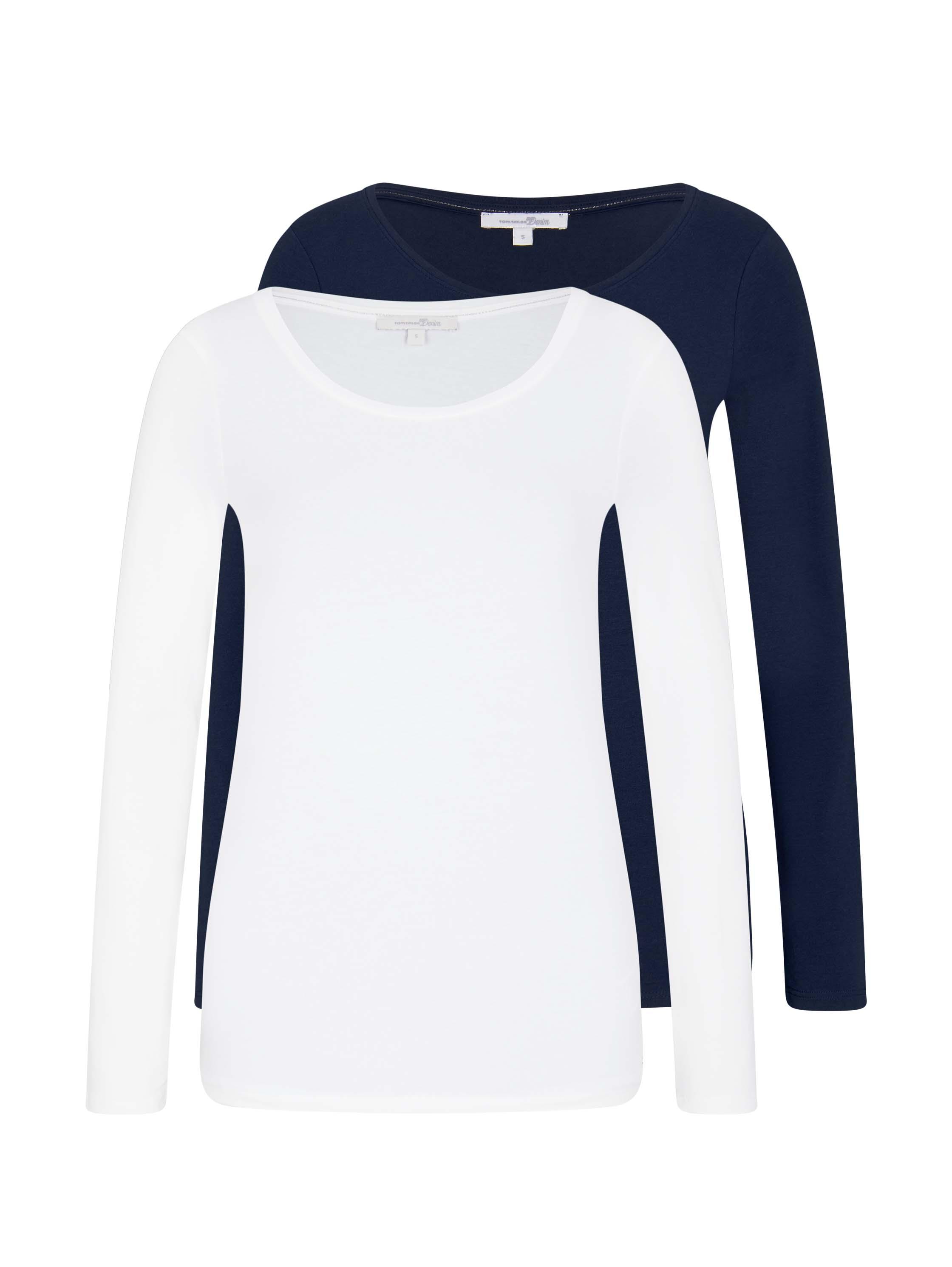 Langarm-Shirt TOM TAILOR Denim