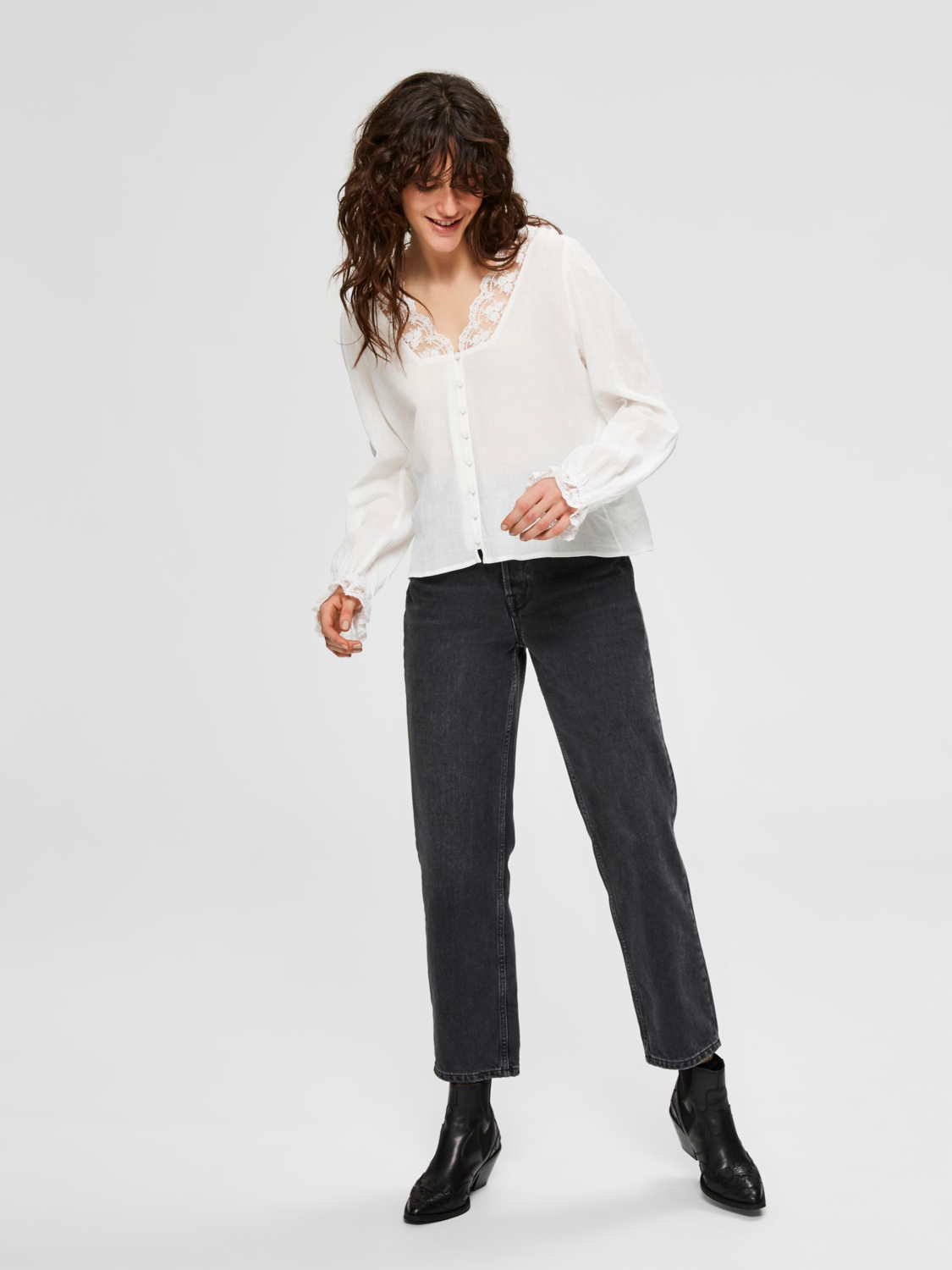 Bluse Selected FEMME