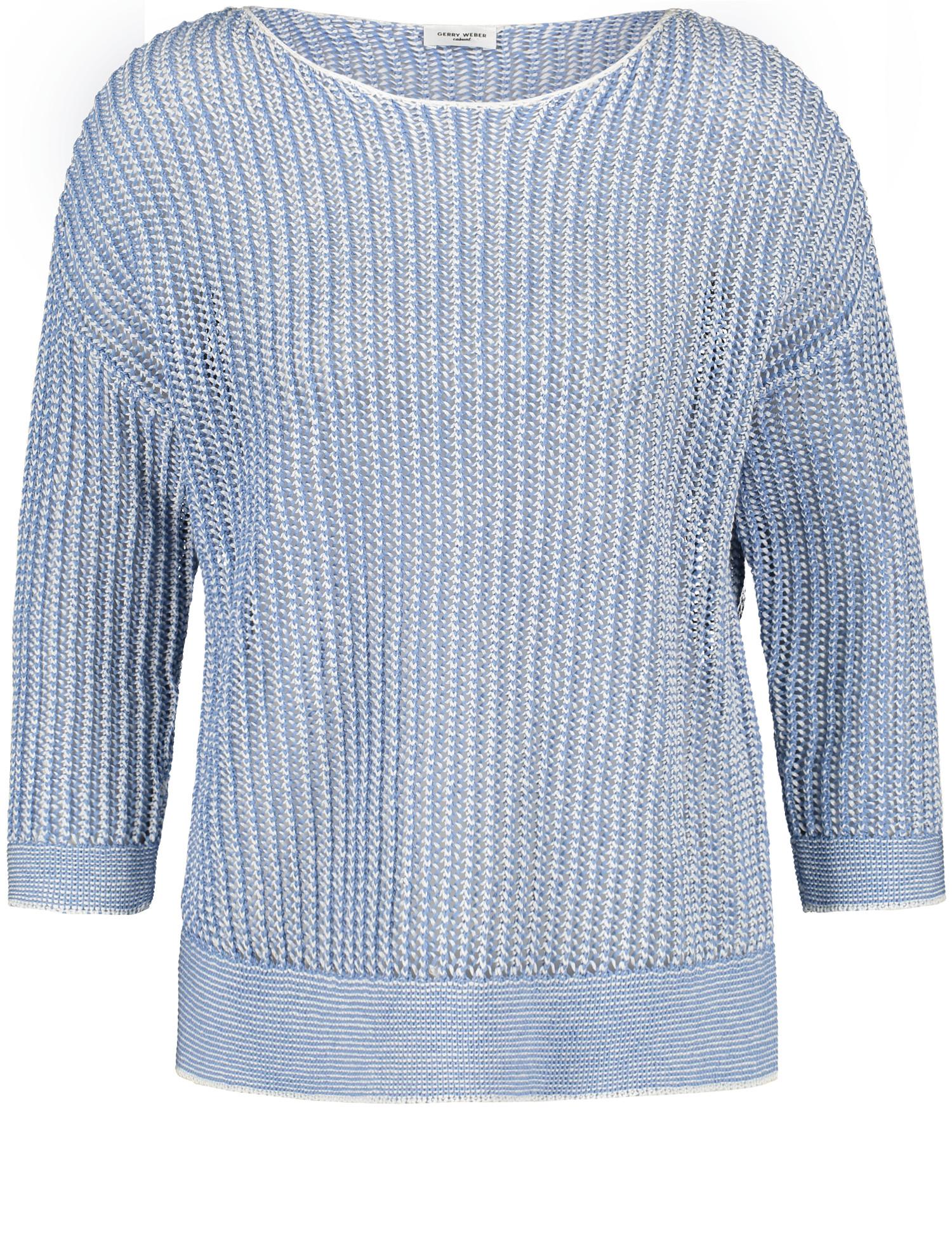 Pullover GERRY WEBER, blau